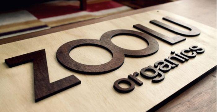 Mẫu bảng hiệu kho bãi/xưởng làm bằng gỗ
